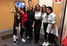 Gli studenti di Ok School Brescia in Rai per partecipare a una trasmissione con Cristina Parodi