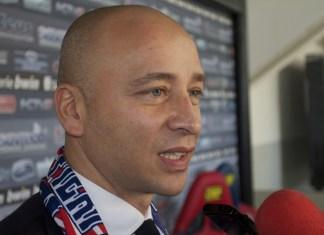 L'allenatore bresciano Eugenio Corini, originario di Bagnolo Mella