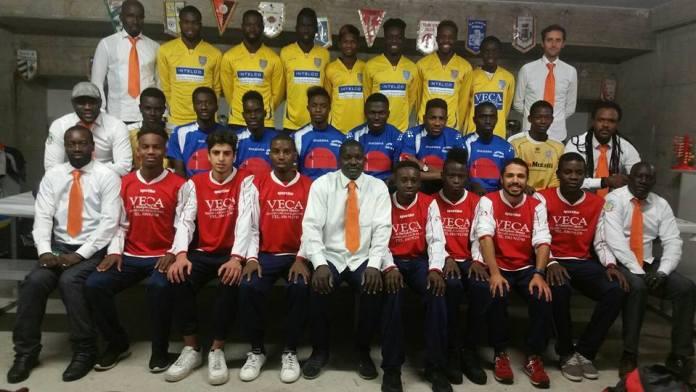 Il Foresto Sparso, squadra di calcio nata per favorire l'integrazione degli stranieri