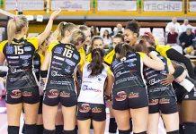 Niente da fare per le Leonesse, a bocca asciutta con Bergamo (Foto Rm Sport)