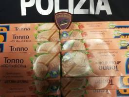 Il singolare sequestro della Polizia di Treviso, da Facebook