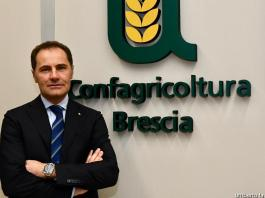 Giovanni Garbelli, presidente di Confagricoltura Brescia