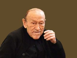 Monsignor Antonio Fappani