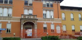 Il cantiere per il nuovo reparto di Psichiatria al presidio di Gavardo- foto da ufficio stampa