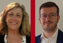 Patrizia Avanzini e Michele Zanardi, candidati alla segreteria provinciale del Pd