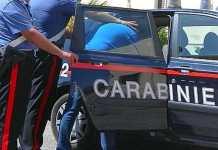 Arresto dei carabinieri, foto generica