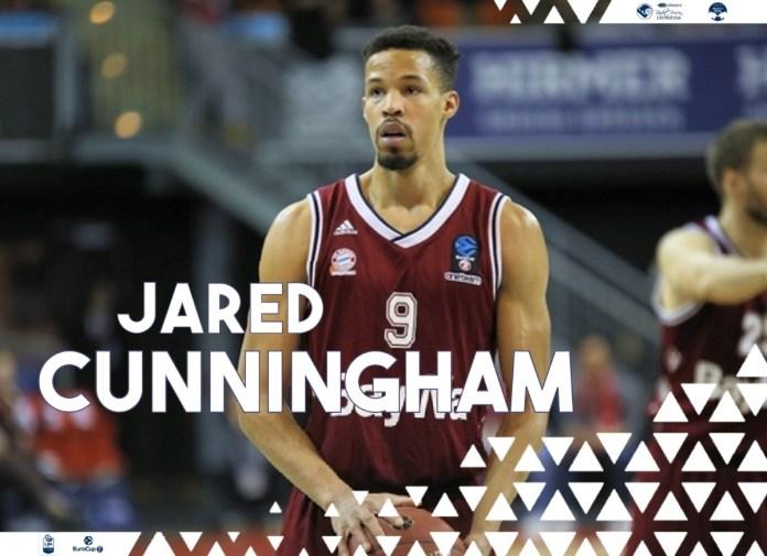 Jared Cunningham è un nuovo giocatore della Germani - foto da ufficio stampa