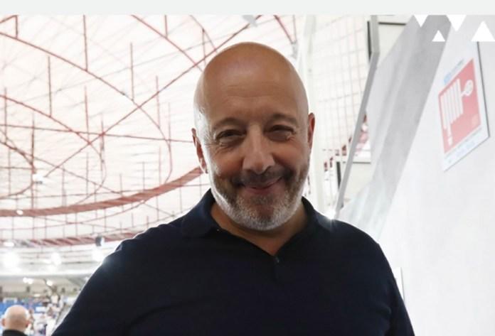 Mauro Ferrari, Amministratore Delegato di Germani Spa, Title Sponsor di Basket Brescia Leonessa