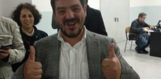 Il nuovo presidente della Provincia, Samuele Alghisi