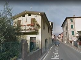 Il centro abitato di Sulzano