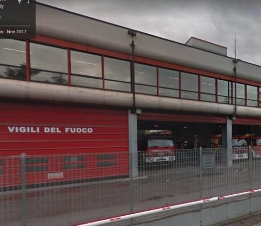 Caserma Vigili del fuoco Brescia