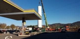 Arriva a Brescia il Gas Naturale Liquido (LNG), ovvero il metano liquido