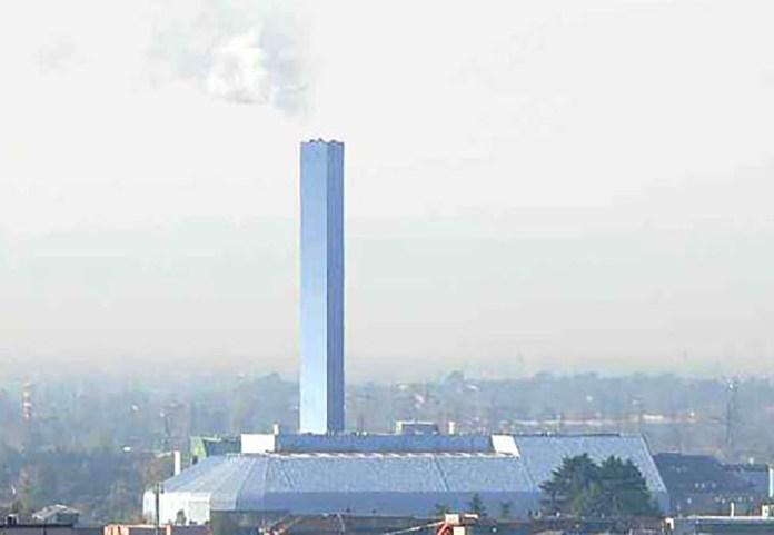 L'inceneritore di A2a a Brescia (termoutilizzatore, terrmovalorizzatore)
