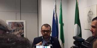 L'assessore regionale Fabio Rolfi, foto BsNews.it