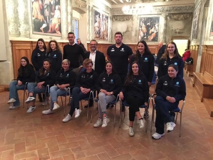 Pallanuoto, l'An Brescia femminile