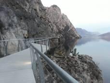 La Garda By Bike, la ciclabile del lago di Garda, vista dal Comune di Limone, foto di Andrea Tortelli per BsNews.it