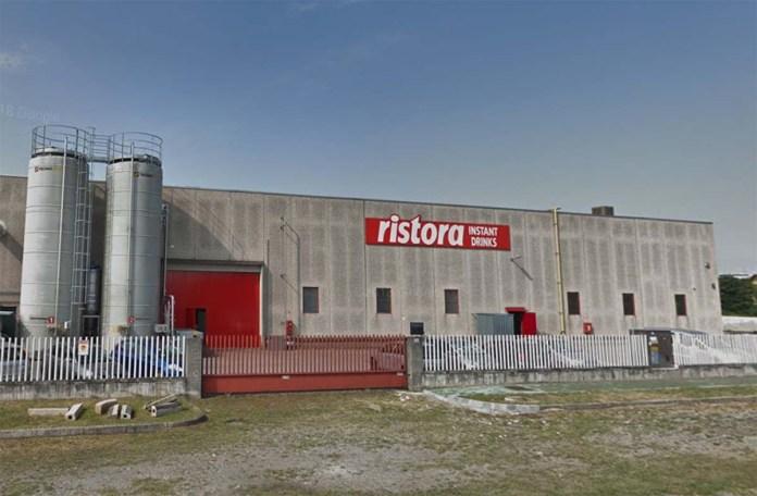 La sede della Ristora (Prontofoods) di Montichiari, foto da Google Maps