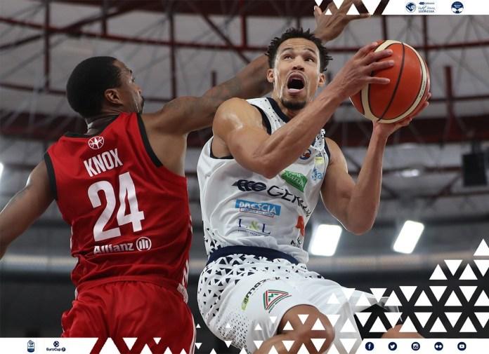 La Germani cade in casa contro Trieste - foto da ufficio stampa Basket Brescia