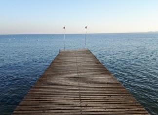 Un molo di Padenghe, foto da Pixabay