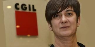 Silvia Spera, Cgil