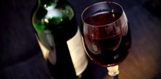 Vino rosso, foto da Pixabay