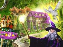 Key visual Gardaland Year of Magic - foto da ufficio stampa