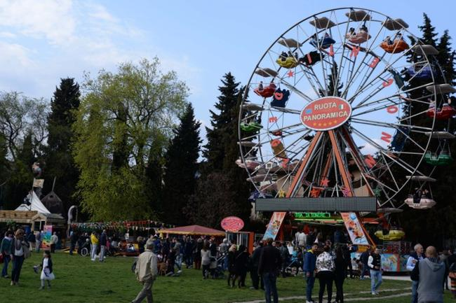 Una delle passate edizioni del Brescia Fun Festival, foto da ufficio stampa