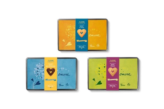Tris scatole Cuori di Biscotti, Telethon -Uildm - foto da ufficio stampa