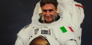 Riccardo Bunt, giovane bresciano ingegnere aerospaziale con il grande sogno di diventare astronauta