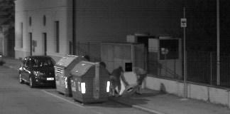 Abbandono illecito di rifiuti
