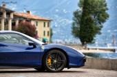 Ferrari al Porto di Tignale, foto gentilmente concesse da Maurizio Poinelli