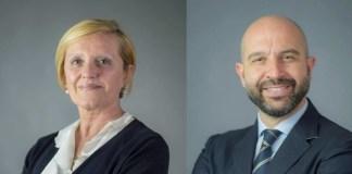 Gli assessori Paola Masini e Paolo Vittorielli