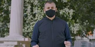 Bobo Vieri, attaccante che ha vestito le maglie 'lombarde' dell'Inter, del Milan e dell'Atalanta, oltre che della Nazionale