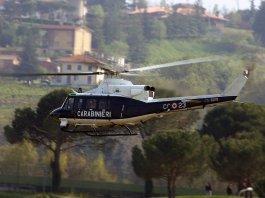 Elicottero - carabinieri - foto generica Foto di Umbe Ber da Pixabay