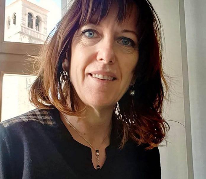 Il sindaco di Riva del Garda Cristina Santi, foto da pagina Facebook ufficiale