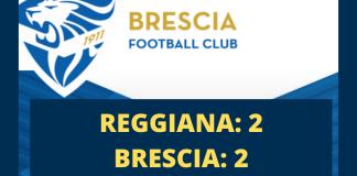 Reggiana - Brescia 2-2