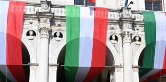 Festa della Liberazione - Palazzo Loggia - foto comune di Brescia