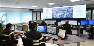 Inaugurata la nuova centrale operativa dei VVF di Brescia