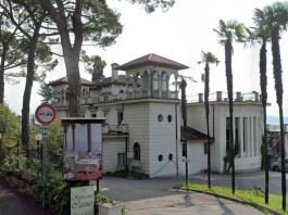 Il ristorante Casinò di Gardone Riviera all'asta, foto da Bando ufficiale del Comune