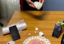 Sequestro di droga e contanti - foto carabinieri