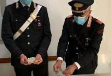 sequestro droga - foto carabinieri