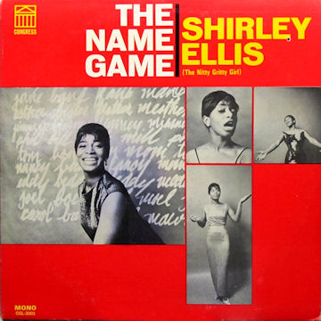 Image result for shirley ellis