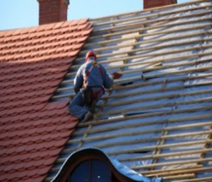 picture of brightside restoration roof replacement near wadsworth
