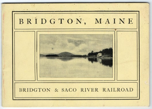 """The Bridgton"" - Terry Smith collection"