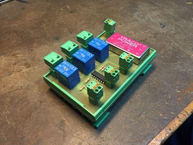 tranductor de corriente