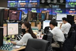 Asian markets follow Wall St plunge as oil surge fans inflation fears