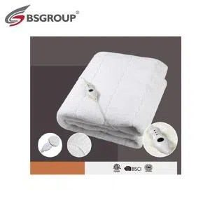 Comfort Full Size Electric Mattress Pad Whole Large Single Heated Bed