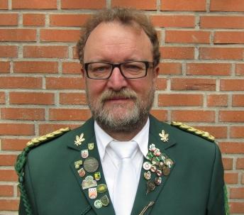 Hans-Ulrich Walbrodt, Oberst und 1. Vorsitzender