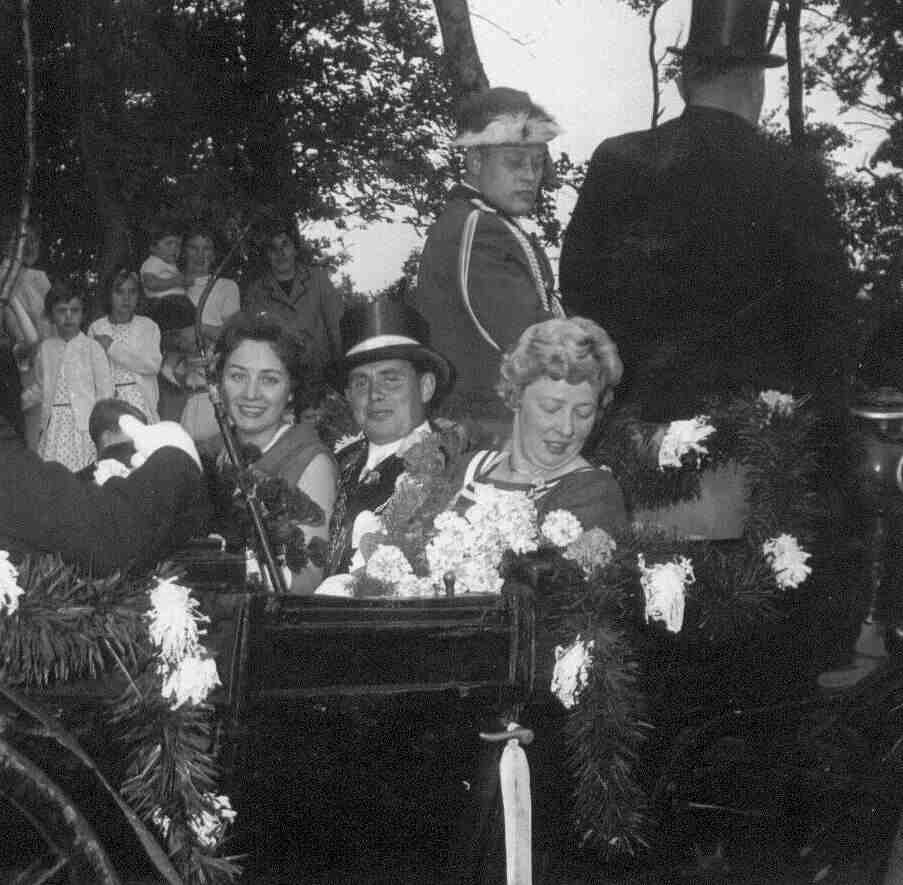 1965: Alfred Temberg und Gerda Mahl