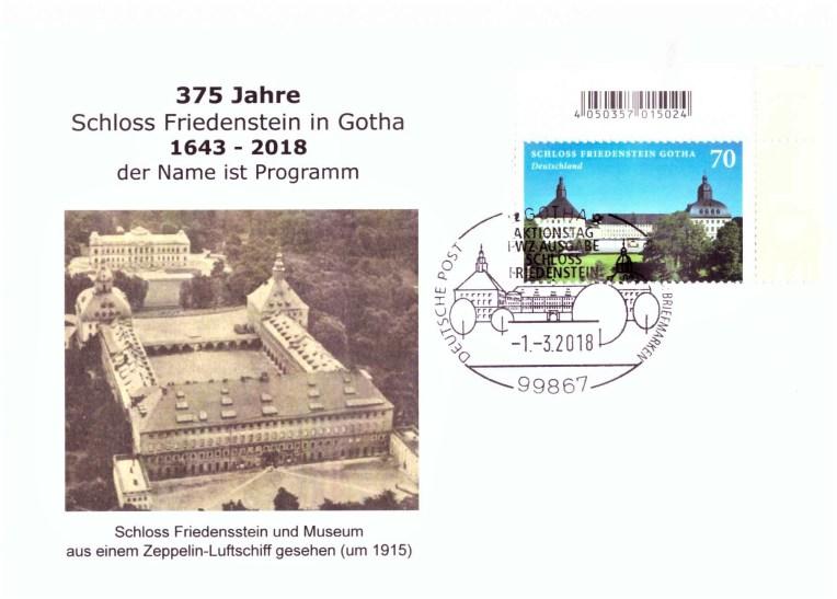 375 Jahre Schloss Friedenstein